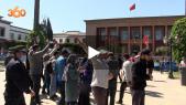 Cover_Vidéo: الاساتذة المتعاقدين  يطلبون الحوار مع الحكومة