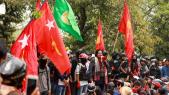Birmanie - Manifestations - Monywa