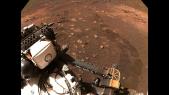 Rover Perseverance - Mars - Vie sur Mars - Nasa
