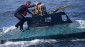 Trafic de drogue sous-marin artisanal