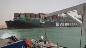 Canal de Suez - Blocage - Egypte
