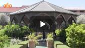 cover Vue sur le Jardin Secret, un jardin botanique au coeur de la médina de Marrakech