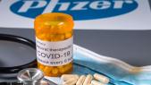 Une pilule élaborée par Pfizer contre la Covid-19