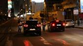 Couvre-feu nocturne - Casablanca