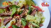 Cover : A l'heure du ftour ep6 : Salade de bœuf thaïe