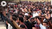 cover Vidéo :Enseignants contractuels: nouvelle manifestation à Rabat sous le même slogan: la fin du contrat