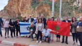 Délégation israélienne - Oriental - Tourisme - Prospection - Maroc - israël
