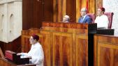 El Othmani-Parlement