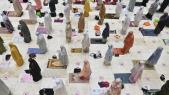 Indonésie - Coronavirus - Covid-19 - Prière - Mosquée - Ramadan