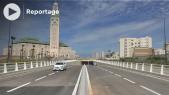 Cover Vidéo - Ouverture de la trémie de la mosquée Hassan II