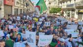Manif hirak à Alger