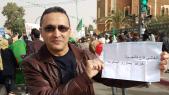 Algérie: un journaliste touareg en prison pour avoir couvert une manifestation à Tamanrasset Rabah Kareche
