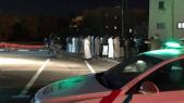 Prière de Tarawih dans la rue