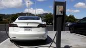 Voiture électrique - Tesla - Etats-Unis - Californie