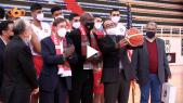 Cover Vidéo - Les Etats-Unis veulent promouvoir les secteurs sociaux et sportifs avec le Maroc, l'ASS participera au tournoi de la NBA en Afrique