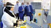 MHE - Usine NP Morocco - Extension usine - Inauguration -