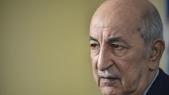 Abdelmadjid Tebboune - président - Algérie