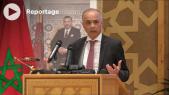 """Cover Vidéo - Le rapport n'est pas un programme politique mais des chantiers à faire du Maroc """"un pays fort"""""""