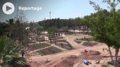 Cover_Vidéo: أشغال تهيئة حديقة مركب جمال الدرة بأكادير تصل مراحلها الأخيرة