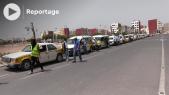 "Cover_Vidéo: سائقو ""التاكسيات"" الكبيرة بأكادير يُعيدون الحياة لمحطة ""مهجورة"""