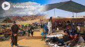 Cover : Vidéographie. Les souks hebdomadaires ruraux au Maroc : un vrai souk