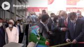 cover أخنوش يدشن بالداخلة 4 وحدات صناعية لتثمين المنتجات البحرية بمليار درهم