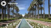 Cover Vidéo - هكذا أصبحت حديقة الجامعة العربية بعد إعادة تهيئتها