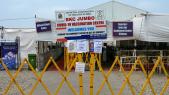 Inde - Centre de vaccination - Covid-19