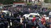 Algérie: environ 70.000 éléments de la protection civile menacent de démissionner collectivement
