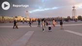 Cover Vidéo -  سكان العيون يبحثون عن فرحة العيد في المنتجعات