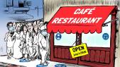 Cover cafés et restaurant ouverts jusqu'à 23 heures, une bonne idée?