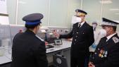 Inauguration du laboratoire national de la police scientifique
