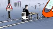 cover: Dessin24Mai : À Casablanca, l'homme qui défiait le tramway