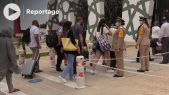 Cover Vidéo -  أفراد من الجالية سُعداء بوصولهم إلى مطار فاس
