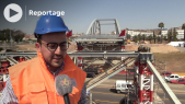 cover تفاصيل إنجاز جسر خاص بالطرامواي بشارع ولاد زيان بالدارالبيضاء