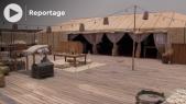 cover: Réouverture des frontières: le désert d'Agafay se prépare pour le retour des touristes