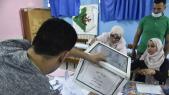 Algérie - Législatives anticipées - Scrutin - Bureau de vote - Bouchaoui