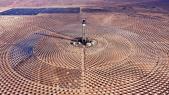 Chili - Centrale solaire - Energies renouvelables - Changements climatiques