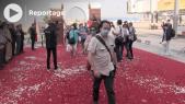 cover فتح الحدود: استقبال حار للمغاربة المقيمين بالخارج والسياح