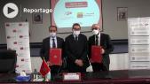Cover Vidéo -  CRI Souss-Massa et Attijari Wafabank - Convention de partenariat