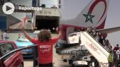 Cover Vidéo - Revivez, en images, le massif afflux des MRE au Maroc