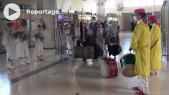 Cover Vidéo -  استقبال حار للجالية المغربية المقيمة بالخارج بمطار أكادير