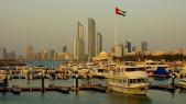 Abu Dhabi - Emirats Arabes Unis - Skyline