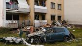 Allemagne - Ouest de l Allemagne - Inondations - Crues - Dégâts - Bad Neuenahr-Ahrweiler