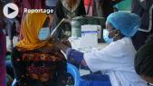 Vidéos. Covid-19: à cause de la 3e vague, les centres de vaccination pris d'assaut par les Sénégalais