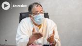 cover Le Maroc confronté à une recrudescence des cas de Covid: le point avec Dr Said Afif