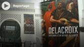 Cover_Vidéo: Inauguration de l'exposition des oeuvres d'Eugène Delacroix sous le signe de l'éblouissement