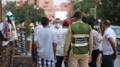 Marrakech - Covid - Sensibilisation