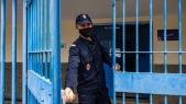 Prison - Maroc - gardien - grille