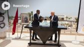 Cover Vidéo -  اتفاق تاريخي بين المكتب الوطني للسياحة وشركة رايان إير للطيران بأكادير